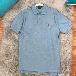 Polo Ralph Lauren Classic Fit. Sky Blue.